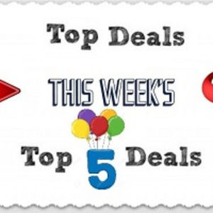 This Weeks Top 5 Deals 08/18 Through 08/24/2018